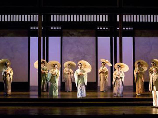 Madame Butterfly Opera Talk
