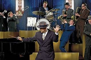 A Swingin' Christmas with Big Bad Voodoo Daddy