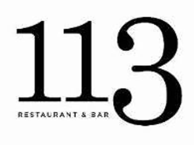 113 Restaurant & Bar