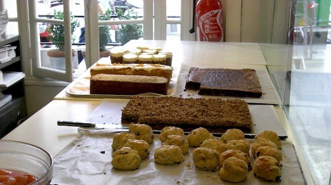 Rose Bakery paris