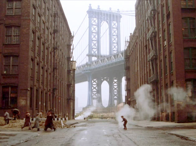 The gang's all here in Sergio Leone's Once Upon a Time in America