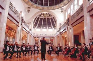 Orquesta de Cámara de la Ciudad de México (programa navideño)