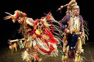 Thunderbird American Indian Dancers in Concert
