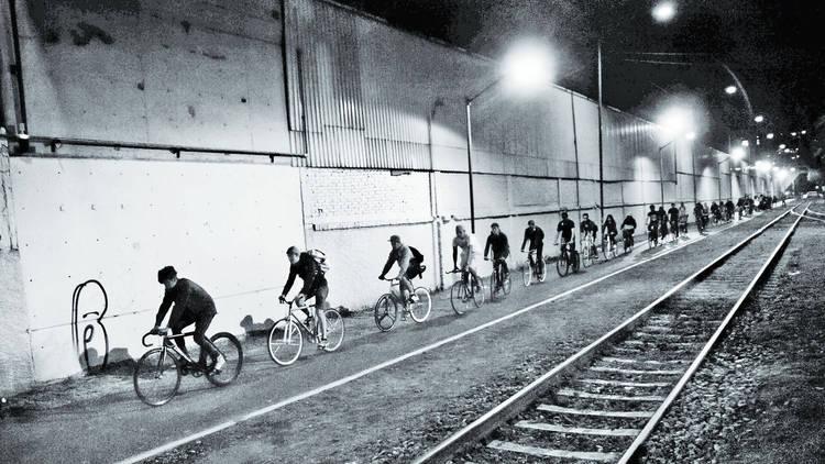 Circuito Interior en bici