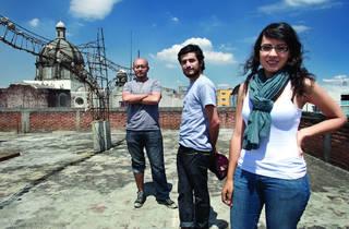 Ellos son Somos Mexas (Foto: Alejandra Carbajal)