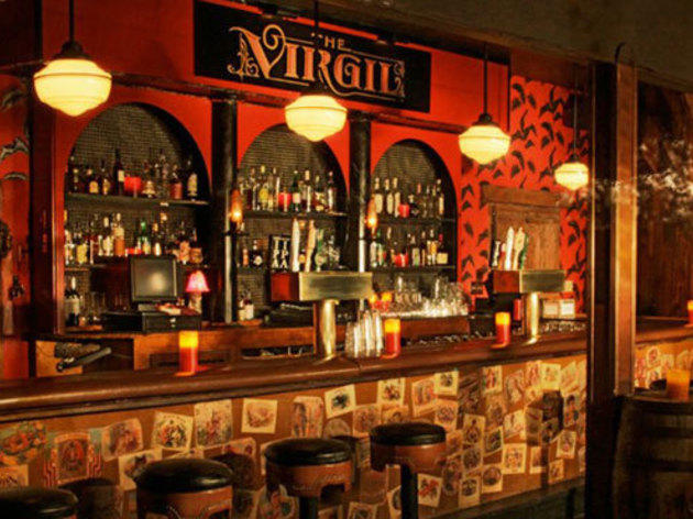The Virgil | Bars in Virgil Village, Los Angeles