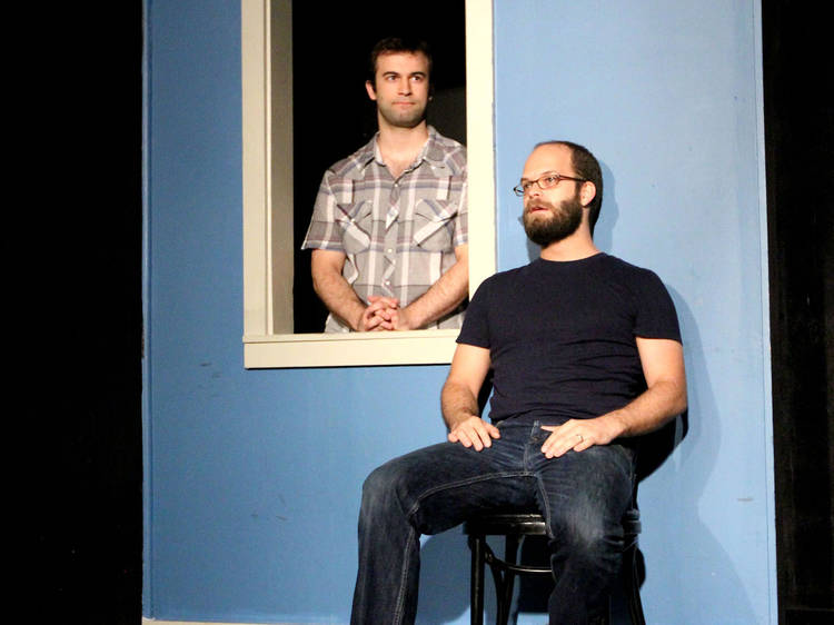 See top-notch improv at Trike