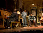 Pershing Square Signature Center. By August Wilson. Dir. Ruben Santiago-Hudson. With ensemble cast. 3hrs. One intermission.