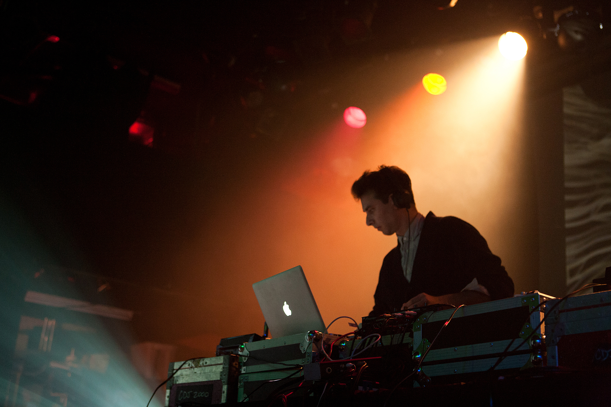 Brooklyn Electronic Music Festival 2012 (slide show)