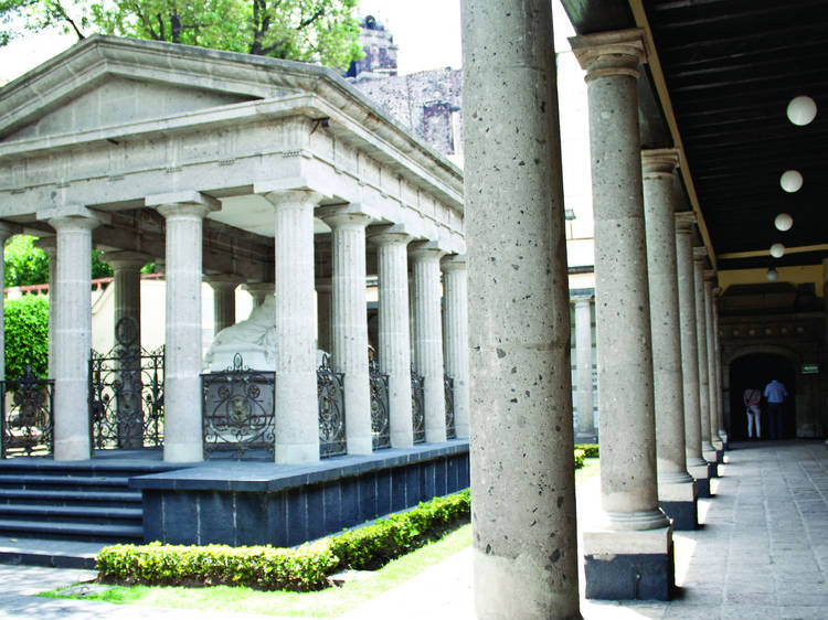 Museo Panteón de San Fernando
