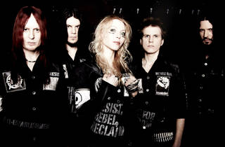 Arch Enemy & Black Oil