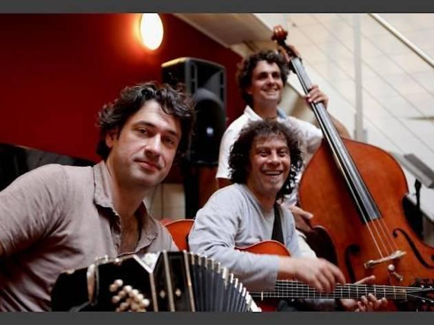 Tomás Gubitsch Trio