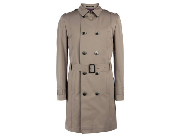 2aef52ef4f3 23/54 Ted Baker London men's trench coat, $437 (was $625)