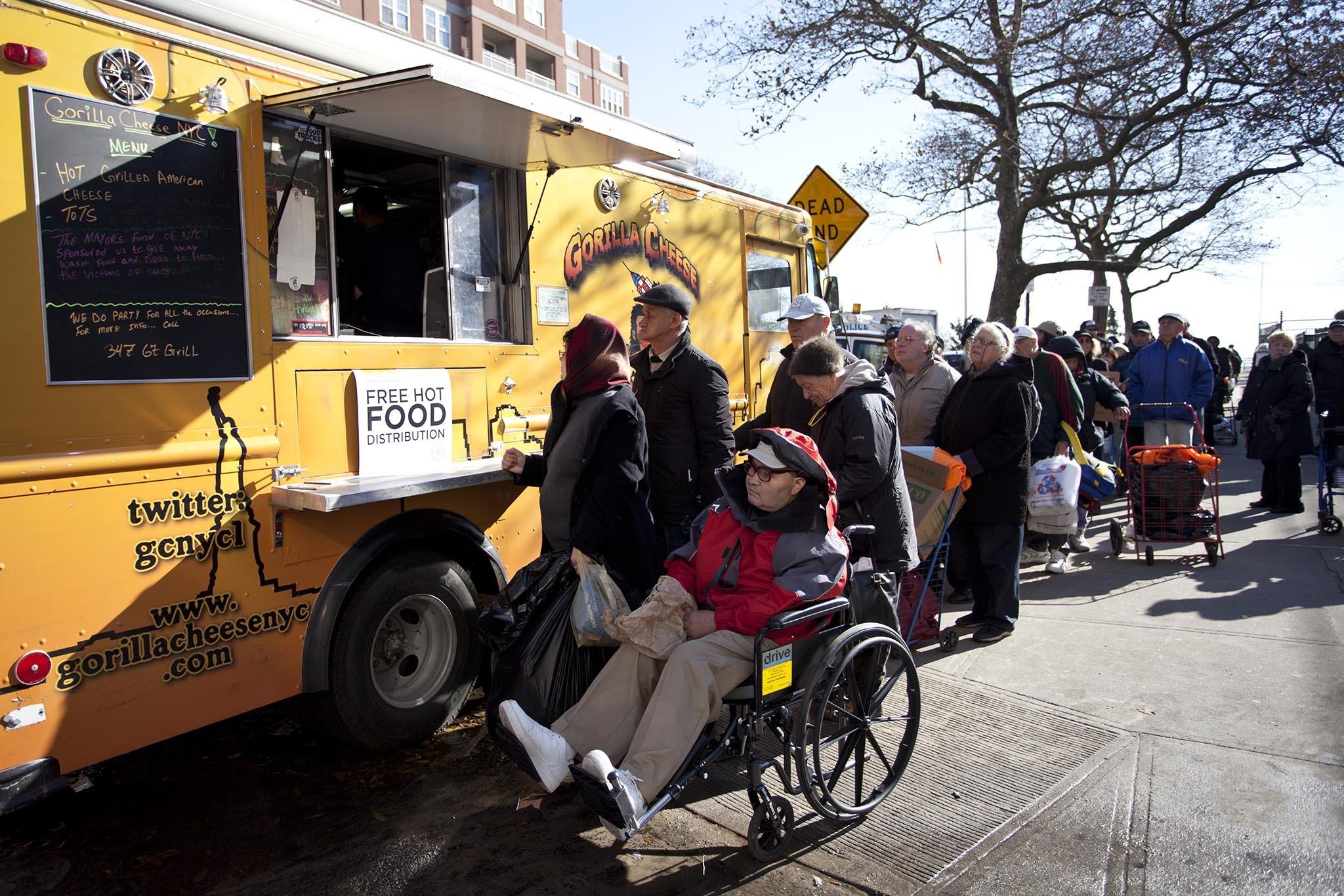 Vendy Awards honors Hurricane Sandy food trucks