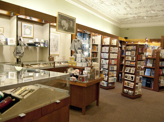 The Cooper Shop at the Jewish Museum