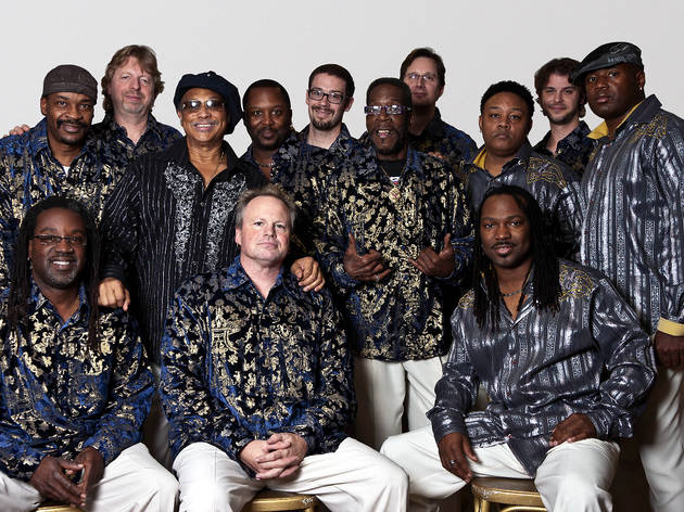 Kool & The Gang, Earth Wind & Fire Experience feat. Al Mckay
