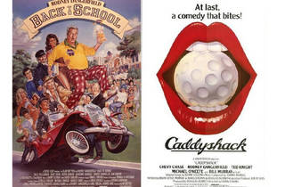 Back to School + Caddy Shack Double Feature Drink-Along