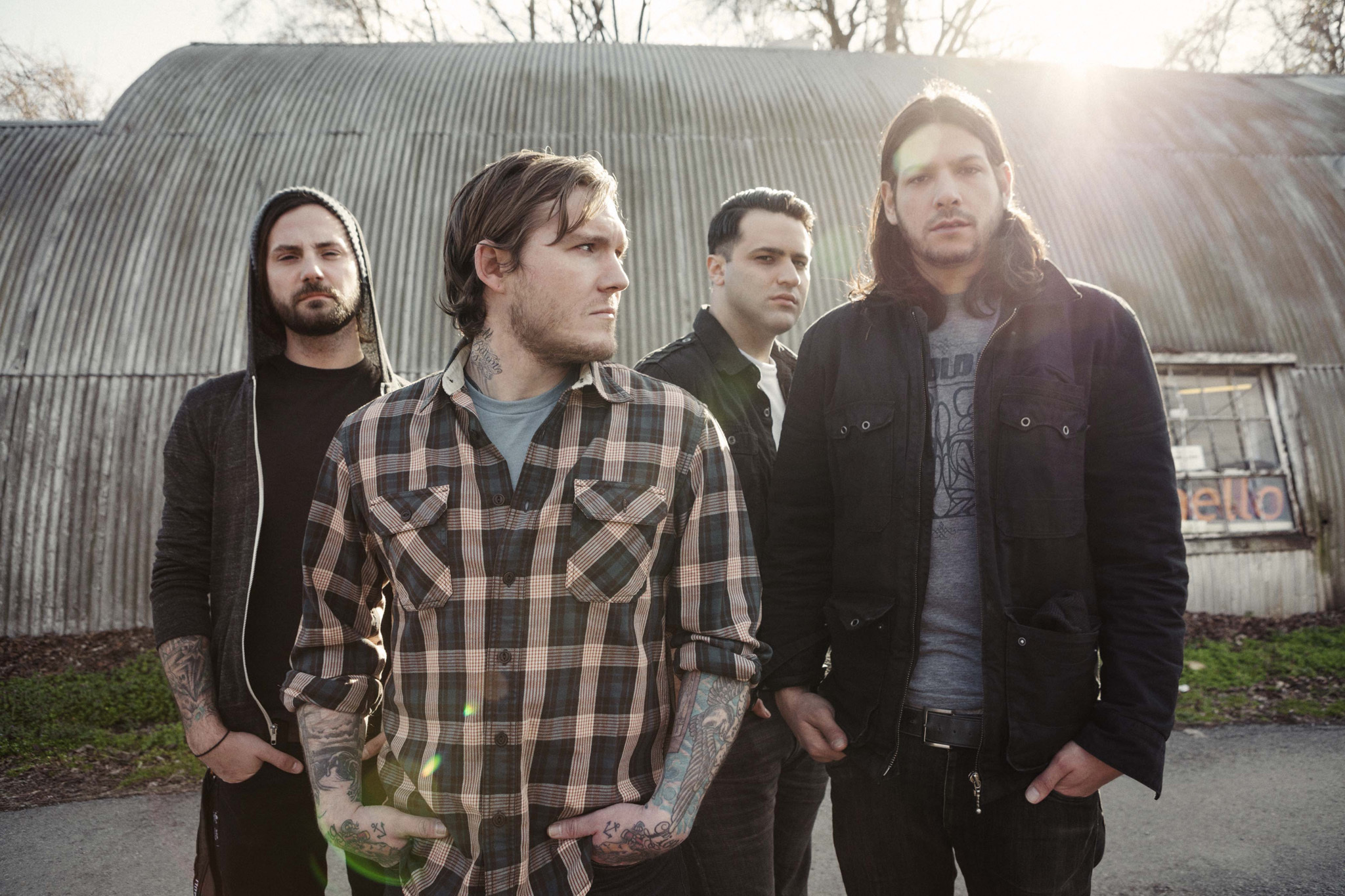 The Gaslight Anthem + Northcote + The Scandals