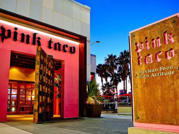 Pink Taco - Los Angeles (CLOSED)