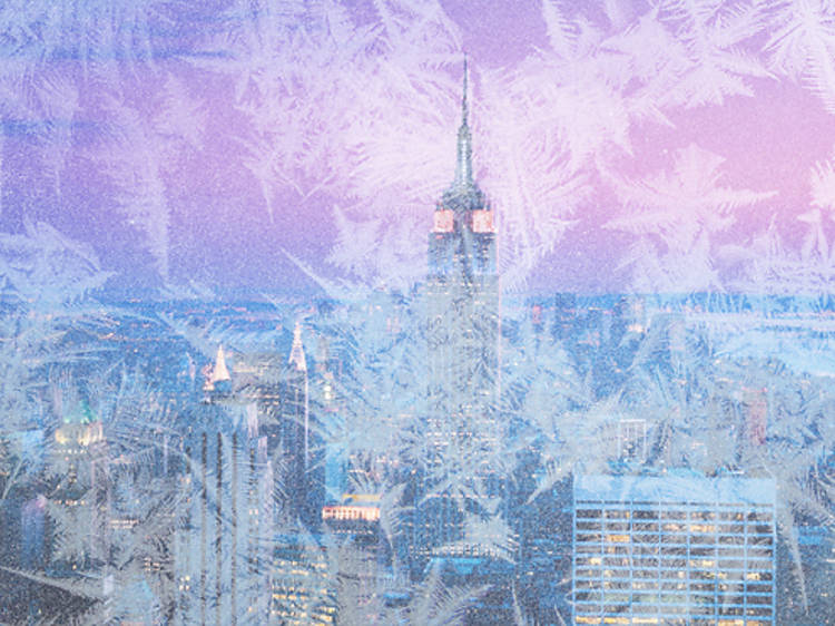 Winter activities and things to do in New York