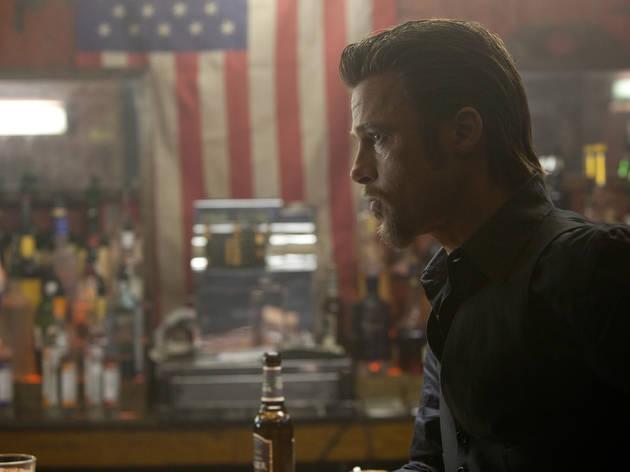 Brad Pitt in Killing Them Softly