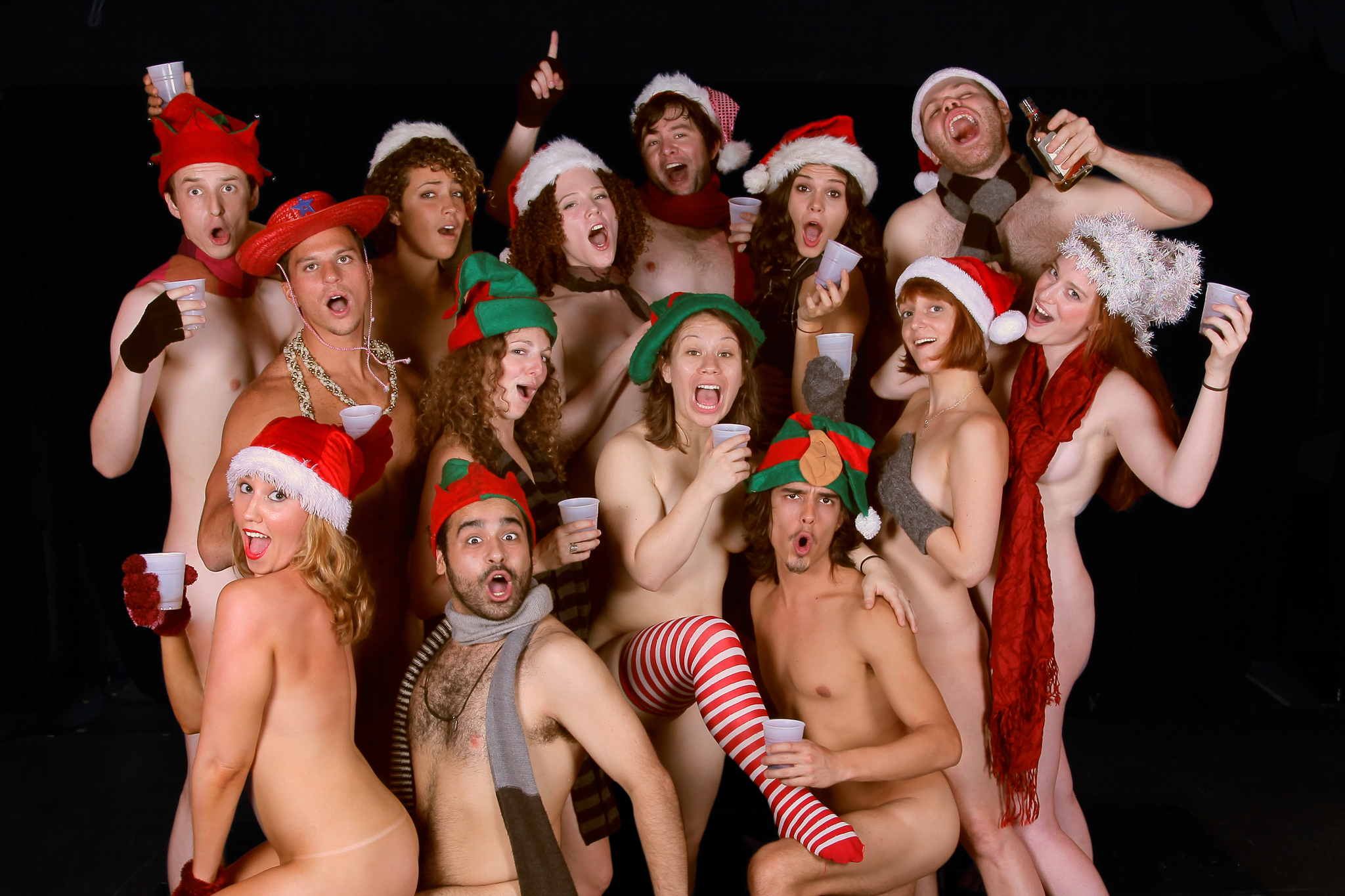 Naked Holidays