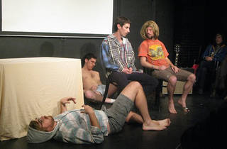 UCB Shitty Holidays Show