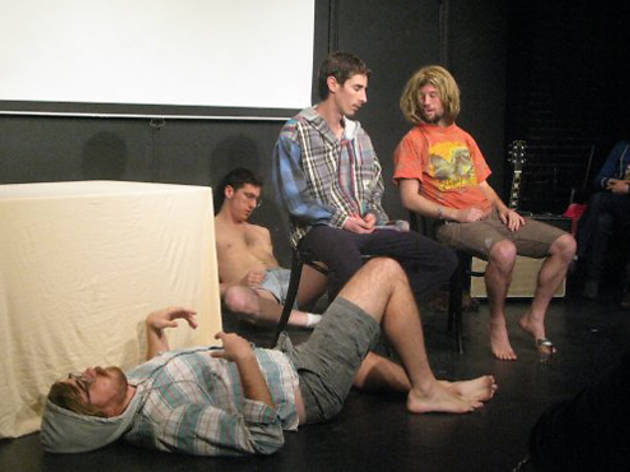 UCB Shitty Holidays Show | Comedy in Los Angeles
