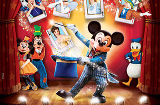 Bande à Mickey et son Magic Show