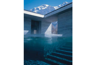 (Photograph: Courtesy Therme Vals)