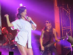 Rihanna at Webster Hall, December 2012