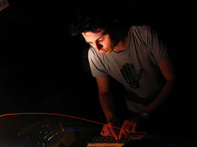 Workshop Label Night : Kassem Mosse, Even Tuell, Lowtec