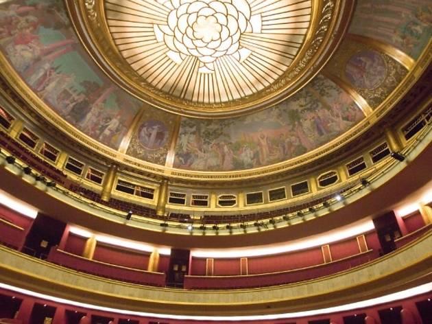 Spectacle vivant au Théâtre des Champs-Elysées