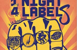 1 night 4 labels : Coldcut + Jackson + Feadz + Kutmah