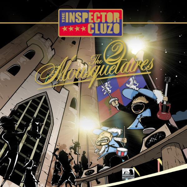 The Inspector Cluzo • 'The Two Mousquetaires'