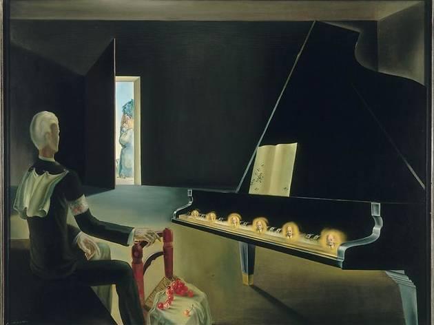 ('Hallucination partielle. Six images de Lénine sur un piano', 1931 / © Salvador Dalí, Fundació Gala-Salvador Dalí / Adagp, Paris 2012)