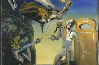 ('Guillaume Tell', 1930 / Photo : Jean-Claude Planchet / Centre Pompidou, Musée national d'art moderne / © Salvador Dalí, Fundació Gala-Salvador Dalí / Adagp, Paris 2012)