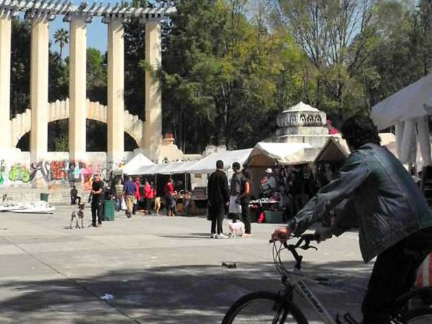 Parque México (Foto Marianela Trueba)