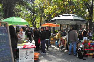 Mercado el 100 (Foto Marianela Trueba)
