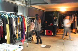 Mercadillo de diseñadores (Foto Marianela Trueba)
