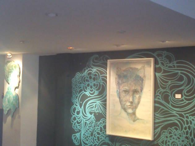 Galería Traeger & Pinto (Foto Karina Macias)
