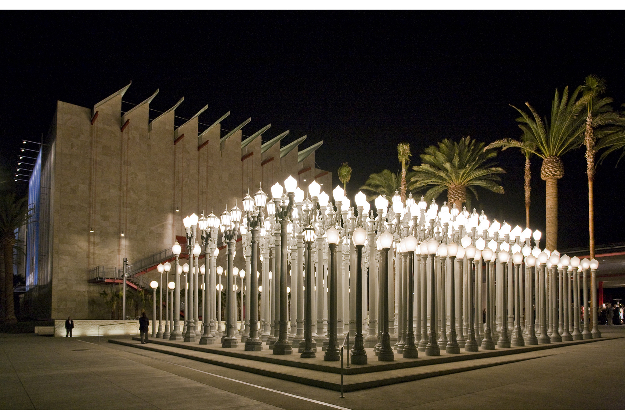 Marvel at Los Angeles' Museum Row