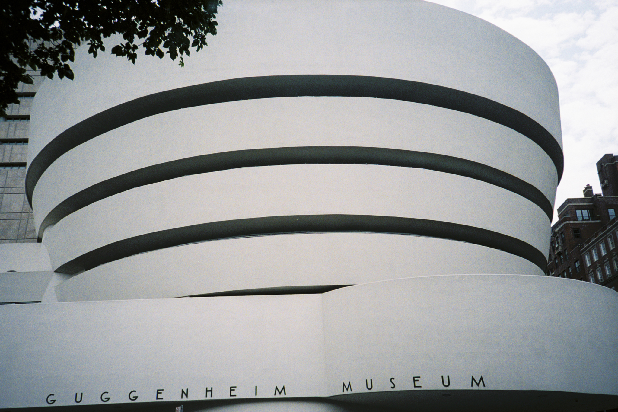 …or the Guggenheim