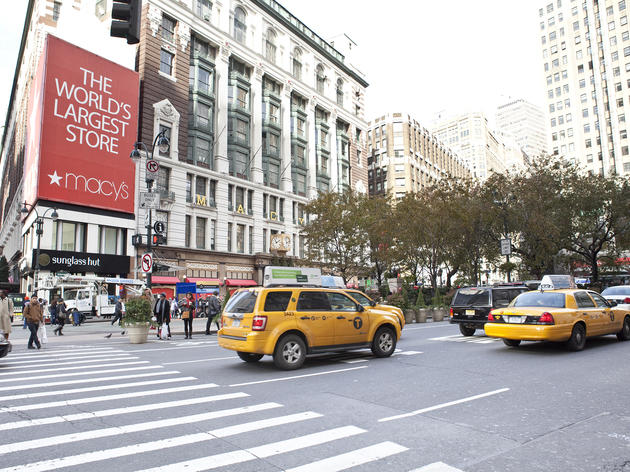 A historic tour of Macy's Herald Square