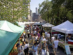 Hit the Union Square Greenmarket