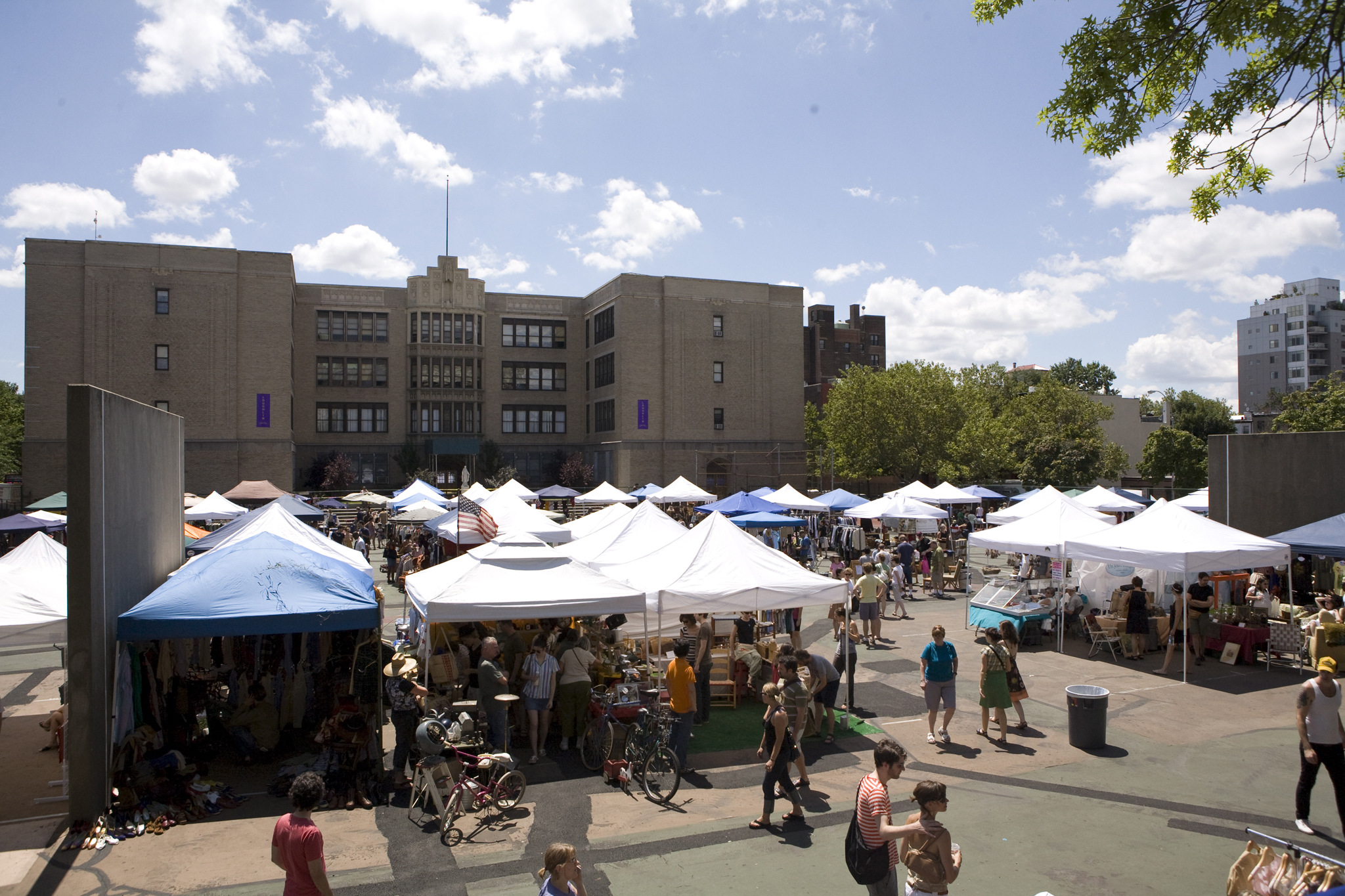 Brownstoner Brooklyn Flea