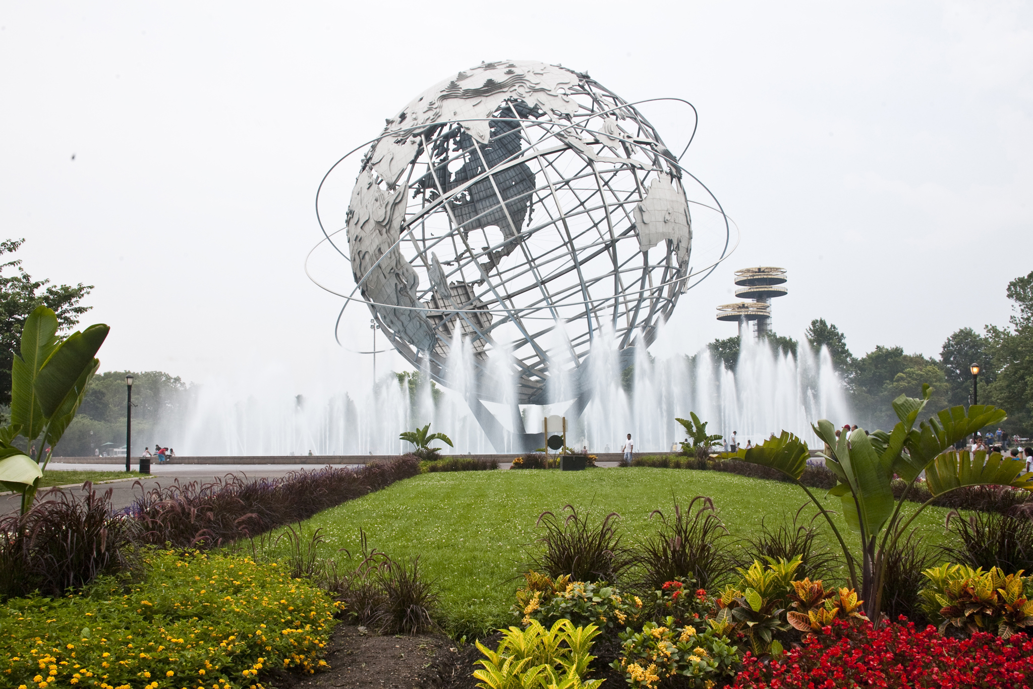 Guide to Flushing Meadows–Corona Park