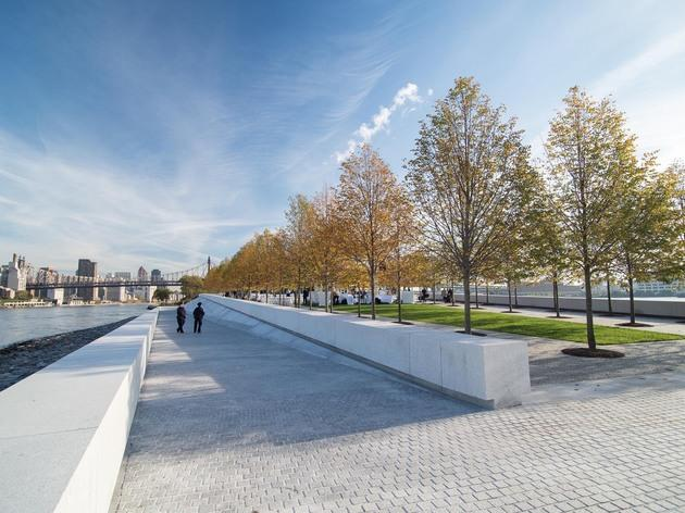 FDR Four Freedoms Park: A new space is dedicated on Roosevelt Island (slide show)