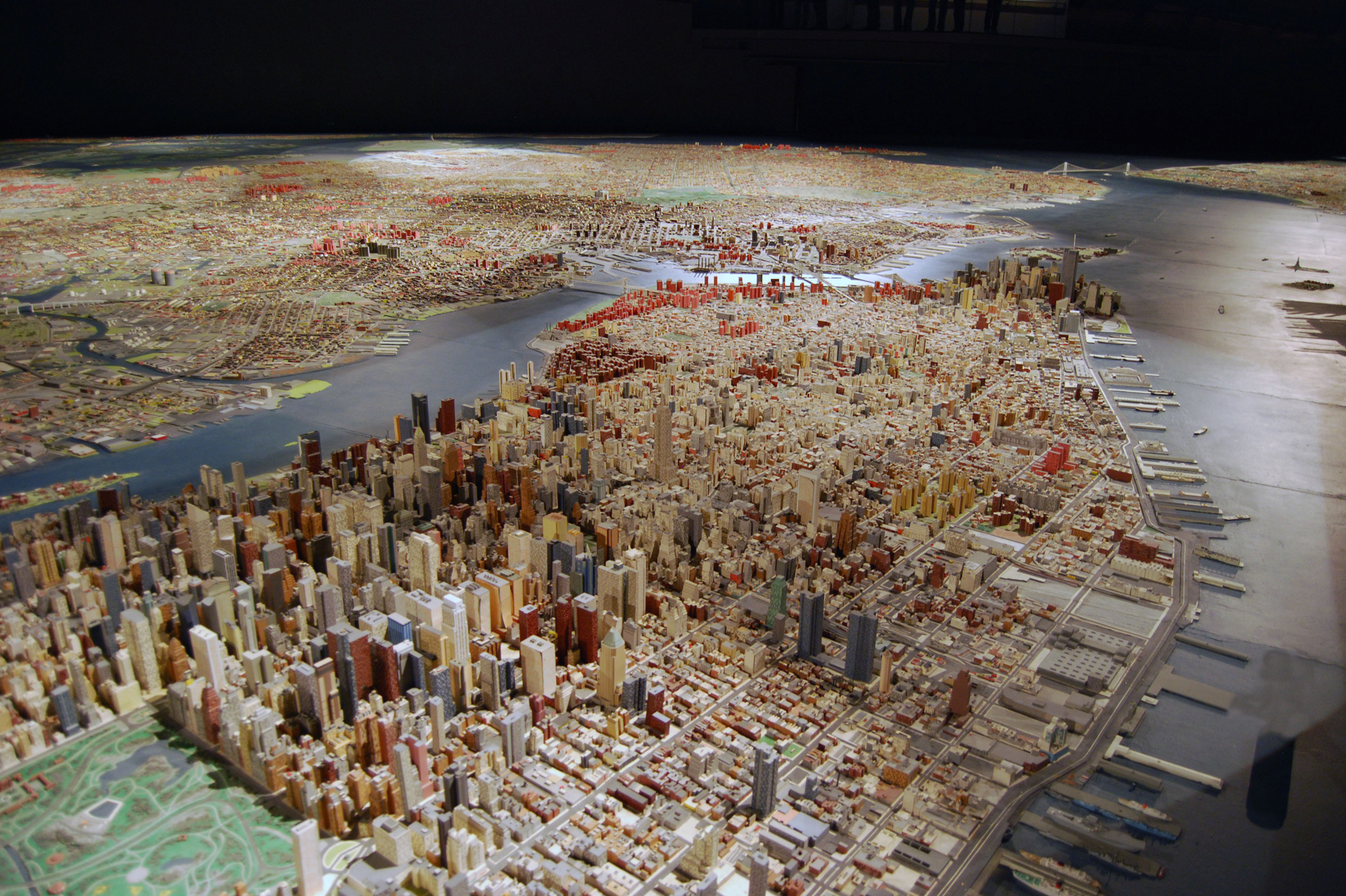 Peep the entirety of NYC in one fell swoop at the Queens Museum of Art
