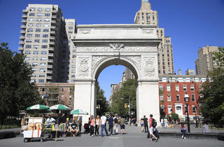 Historical attractions in NYC (Photograph: Wendy Connett)